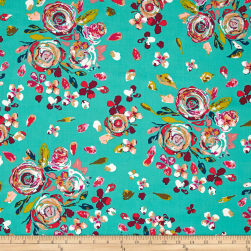 Art Gallery Boho Fusion Swifting Flora Boho Fabric