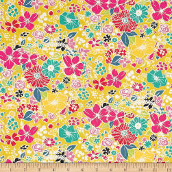 Art Gallery Abloom Fusion Fashion Scent Abloom Fabric