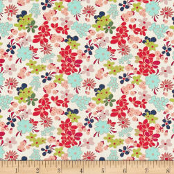 Art Gallery Abloom Fusion Ladylike Abloom Fabric
