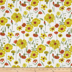 Art Gallery Bountiful Perennial Optimism Fabric