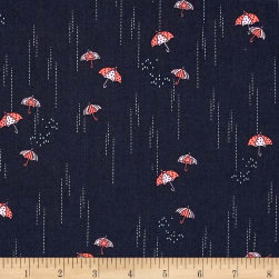 Art Gallery Charleston Rainbrella Shadow Fabric