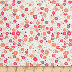 Art Gallery Charleston Barnacles Blush Fabric