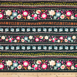 Art Gallery Indie Boheme Boho Quest Night Fabric