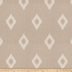 Fabricut Abree Diamond Linen Blend Linen Fabric