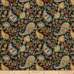 Fabricut Almost Alright Linen Blend Jungle Fabric