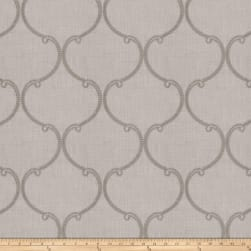 Fabricut Alvano Embroidered Cloud Fabric