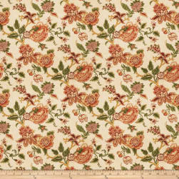 Fabricut Antonio Cinnamon Fabric