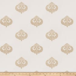 Mount Vernon Armorial Spun Gold Fabric