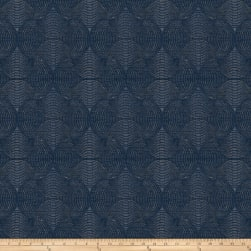 Fabricut Art Deco Chenille Eclipse Fabric