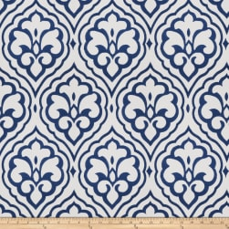 Fabricut Aspire Damask Cobalt Fabric