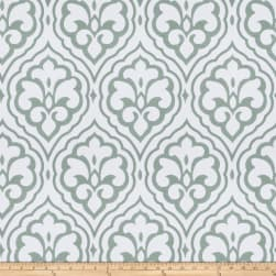 Fabricut Aspire Damask Aqua Fabric