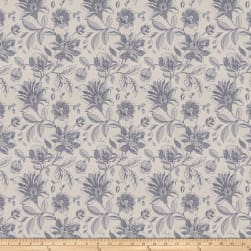 Fabricut Astor Place Navy Fabric