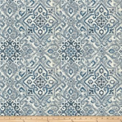Fabricut Athwart Linen Blend Denim Fabric