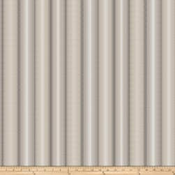 Fabricut Barbari Stripe Satin Jacquard Cloud Fabric