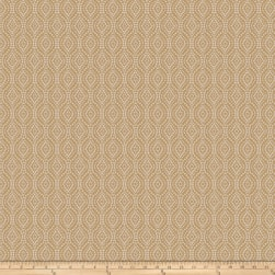 Fabricut Barrelhouse Jacquard Gold Fabric