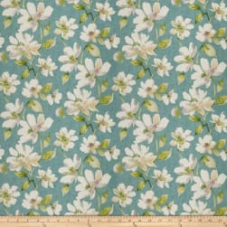 Fabricut Benito Tropical Blue Fabric