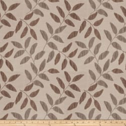 Fabricut Bitterling Faux Silk Mocha Fabric