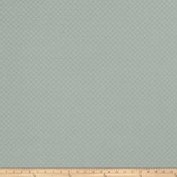 Fabricut Bluff Diamond Matelasse Seaglass Fabric