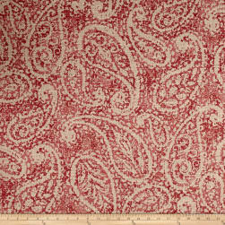 Covington Nesling Vintage Red Fabric