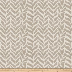 Fabricut Breaking The Bank Jacquard Grey Fabric