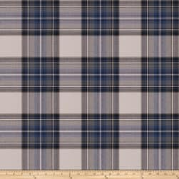 Fabricut Brookby Twill Patriot Fabric