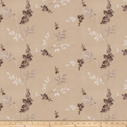 Fabricut Brookdale Linen Blend Grey Fabric