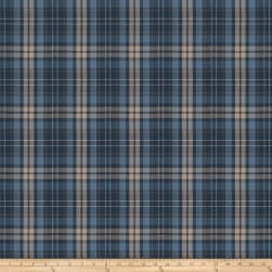 Fabricut Check Mate Cobalt Fabric