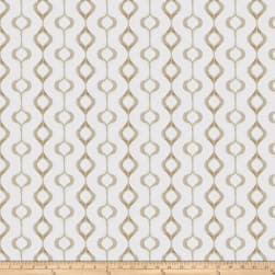 Fabricut Chop Ogee Aquarius Fabric