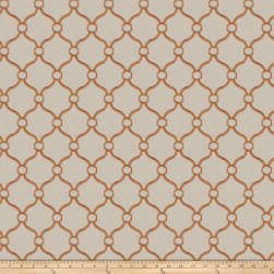 Fabricut Churchill Copper Fabric
