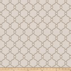 Fabricut Churchill Grey Canvas Fabric