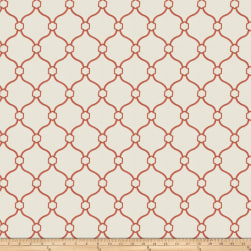 Fabricut Churchill Coral Fabric