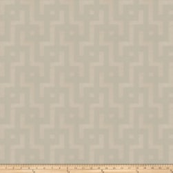 Fabricut Clarity Interlock Jacquard Mineral Fabric