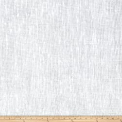 Fabricut Clifton Linen White Fabric