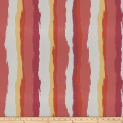 Kendall Wilkinson Bella Dura Color Wash Indoor/Outdoor Jacquard Sunset