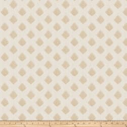 Fabricut Cool Arrow Linen Ivory Fabric