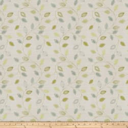 Fabricut Coquet Embroidered Dupioni Spa Fabric