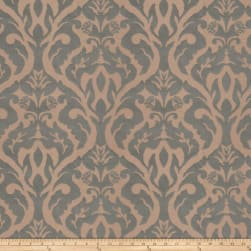 Fabricut Costner Damask Jacquard Horizon Fabric