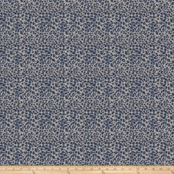 Fabricut Cougar Chenille Navy Fabric