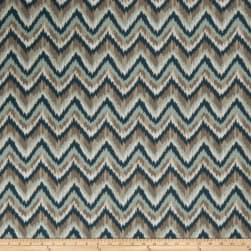 Fabricut Dearborn Chevron Seaport Fabric
