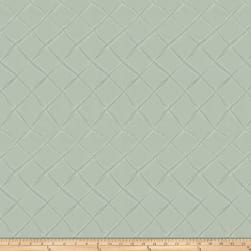 Fabricut Diamond Flare Satin Jacquard Pond Fabric