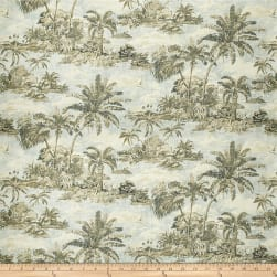 Fabricut Diorama Linen Blend Sunsplash Fabric