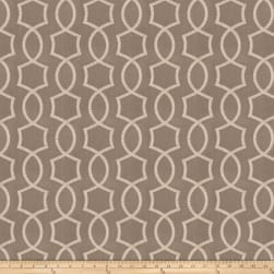 Fabricut Docile Lattice Chinchilla Fabric