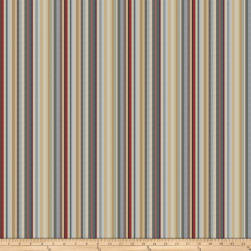 Fabricut Dosa Stripe Sateen Multi Fabric