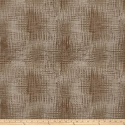 Fabricut Double Decker Jacquard Cinnamon Fabric