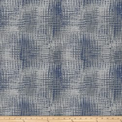 Fabricut Double Decker Jacquard Navy Fabric