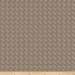 Fabricut Draughts Jacquard Pewter Fabric