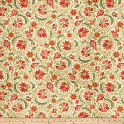 Fabricut Drawing Linen Blend Garden Fabric
