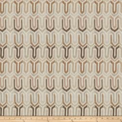 Fabricut Dulcina Linen Coffee Fabric