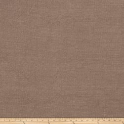 Fabricut Elements Linen Blend Mocha Fabric