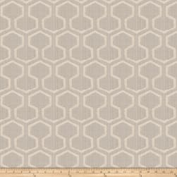 Fabricut Elver Geo Boucle Grey Fabric